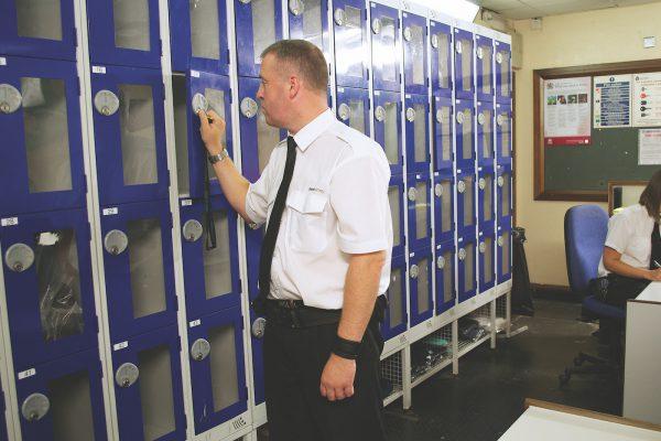 Locker Door Styles