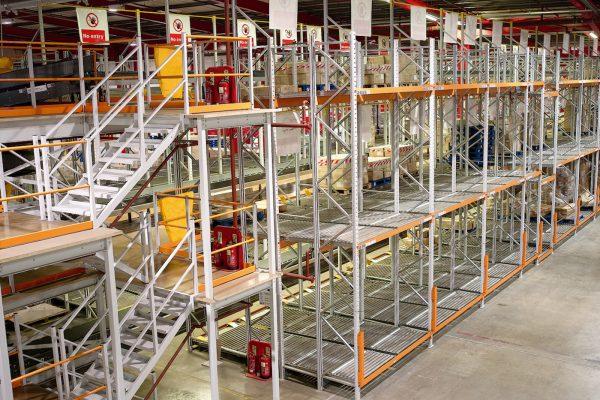 Multi Level Storage